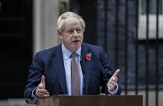 ''Chông chênh'' chặng đường chèo lái Brexit của Thủ tướng Anh Johnson