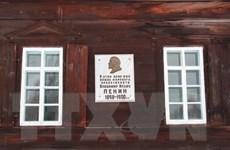 [Photo] Làng Shushenskoye: Bảo tàng Lenin đi đày ở Siberia