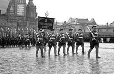 [Photo] Chiến thắng phátxít Đức: Thiên anh hùng ca chói lọi