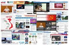 [Photo] Báo chí đóng góp to lớn vào sự nghiệp của Đảng và dân tộc