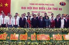 Kiên Giang: Đưa huyện đảo Phú Quốc phát triển toàn diện, bền vững