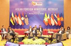 [Photo] 53 năm thành lập ASEAN: Vì một cộng đồng vững mạnh, đoàn kết