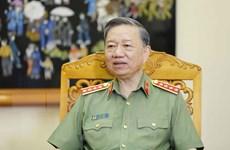Bộ trưởng Tô Lâm: Lực lượng Công an đã gần dân hơn, bám sát cơ sở hơn