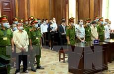 TP.HCM: Xét xử những kẻ khủng bố gây nổ trụ sở Cơ quan Công an