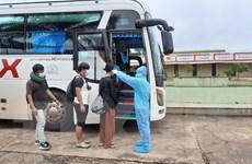Khánh Hòa: Cách ly miễn phí 14 ngày đối với lưu học sinh Lào