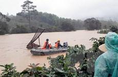 Vụ lũ cuốn trôi cầu ở Lâm Đồng: Tìm thấy thi thể nữ du khách thứ hai