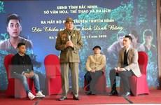 """Bắc Ninh: Ra mắt bộ phim """"Đội thiếu niên du kích Đình Bảng"""""""