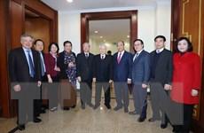Bế mạc Hội nghị 15 Ban Chấp hành Trung ương Đảng khóa XII