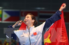 """Những chàng trai, cô gái """"vàng"""" làm rạng danh thể thao Việt Nam"""