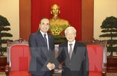 [Photo] Kỷ niệm 60 năm quan hệ ngoại giao Việt Nam-Maroc