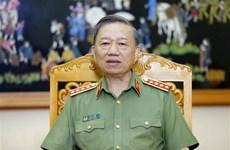 Đại tướng Tô Lâm: Xây dựng người Công an nhân dân bản lĩnh, nhân văn