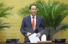 'Giám sát của Quốc hội phải đeo đuổi đến kết quả cuối cùng'