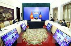 Bộ trưởng Bùi Thanh Sơn dự Hội nghị Bộ trưởng Ngoại giao ASEAN-Hoa Kỳ