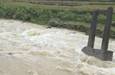 Yên Bái: Hai người mất tích do bị nước lũ sau bão cuốn trôi