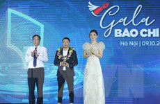Gala Báo chí lần 3 năm 2021 và trao giải Khoảnh khắc báo chí 2020