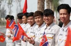 [Photo] VinFast sẵn sàng đón phái đoàn cấp cao của Triều Tiên