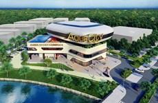 Đô thị sinh thái thông minh Aqua City gây ấn tượng tại Novaland Expo
