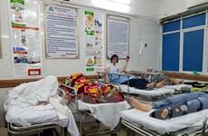 Bệnh viện Việt Đức: Chật cứng bệnh nhân cấp cứu dịp Tết do rượu bia