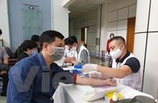 [Photo] Nguồn máu dự trữ toàn quốc chỉ đủ dùng trong vài ngày tới