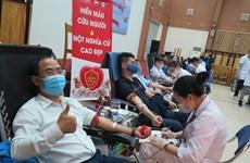 Bảo hiểm Xã hội Việt Nam chung tay hiến tặng những giọt máu đào