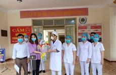 Thêm một bệnh nhân mắc COVID-19 được công bố khỏi bệnh