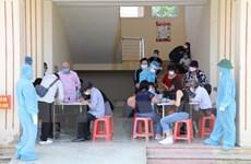 Thêm 17 trường hợp mắc COVID-19 mới, đều nhập cảnh về Việt Nam