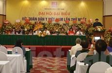 Ông Phạm Lê Tuấn được bầu làm Chủ tịch Hội Quân dân y Việt Nam
