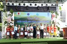 Vinh danh tuyên truyền viên phòng chống dịch bệnh xuất sắc ở Hà Giang