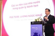 Ra mắt sáng kiến mới nhằm kiểm soát bệnh hen tại Việt Nam