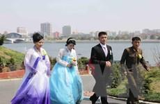 [Photo] Vẻ đẹp Triều Tiên qua ống kính của phóng viên TTXVN