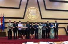 New Zealand bổ sung chiến lược vì Hòa bình vào trọng tâm hợp tác ASEAN