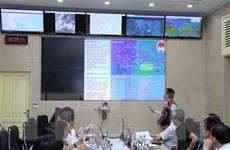 Theo dõi chặt chẽ diễn biến áp thấp nhiệt đới để chủ động ứng phó