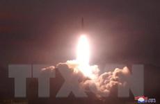 Hàn Quốc: Triều Tiên phóng 2 tên lửa đạn đạo tầm ngắn ra Biển Nhật Bản