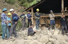 Hà Giang: Sập tường khi dỡ nhà khiến 5 người chết tại chỗ