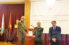 Bulgaria: Giới thiệu Sách Trắng Quốc phòng Việt Nam tại thủ đô Sofia