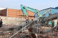 Vụ sập công trình ở Đồng Nai: 3 người tử vong, 7 người chưa tìm thấy