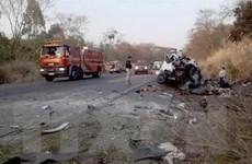 Brazil: Hai xe tải đâm nhau trên cao tốc, ít nhất 12 người tử vong