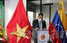 Kỷ niệm 31 năm thiết lập quan hệ ngoại giao Việt Nam-Venezuela
