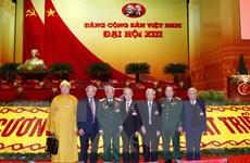 Hình ảnh 1.587 đại biểu chính thức dự Đại hội XIII của Đảng