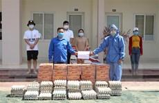 Đại sứ quán Việt Nam hỗ trợ sinh viên Việt tại Lào khó khăn do dịch