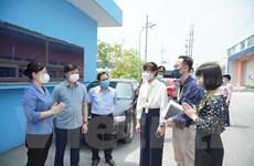 Bắc Ninh chủ động phòng, chống dịch trong các khu công nghiệp