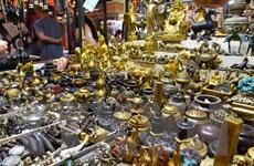 Thăm chợ đêm Đôn Hoàng được mệnh danh là Bức họa phong tình