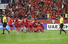 Truyền thông quốc tế khen đội tuyển Việt Nam chơi trên chân Jordan