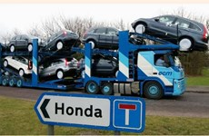 Anh: Hãng Honda tuyên bố đóng cửa nhà máy tại Swindon vào 2020
