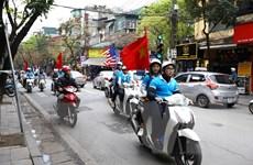 Hội nghị Thượng đỉnh: Quảng bá hình ảnh Hà Nội-Thành phố vì hòa bình