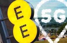 EE trở thành công ty đầu cung cấp dịch vụ kết nối Internet 5G ở Anh