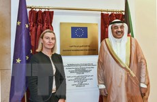 Liên minh châu Âu tăng cường can dự vào khu vực Trung Đông