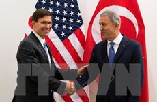 Mỹ-Thổ Nhĩ Kỳ nhất trí triển khai lập vùng an toàn ở miền Bắc Syria