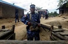 Myanmar: Các tay súng tấn công, bắt cóc hàng chục cảnh sát