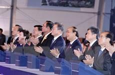 Thủ tướng dự lễ động thổ thành phố thông minh Busan Eco-Delta